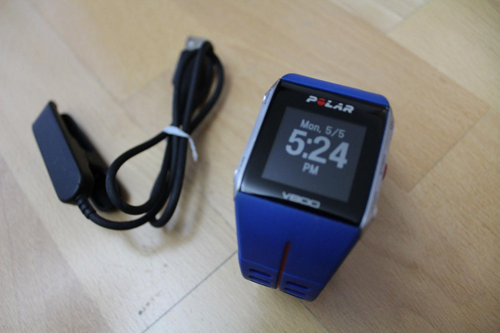 Polar V800 BlauTrainingscomputer wie Neu