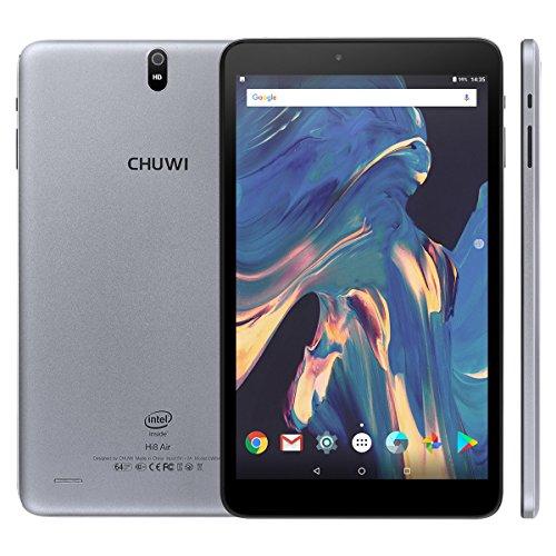 CHUWI Hi8 Air - 8 Zoll Tablet PC Windows 10 Android 5.1 Dual System (Intel Cherry Trail Z8350 Quad Core Prozessor, 2GB RAM, 32GB ROM, Dual Kamera, 1920*1200Pixel, Blutooth, Wifi)
