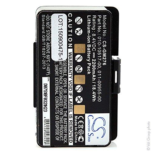 NX Akku GPS 8.4V 2200mAh - 0101051700 ; 0101051701 ; 0110095500 ; 010-10517-00