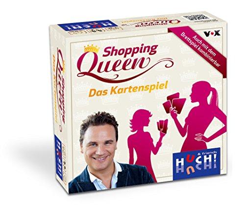 Huch & Friends 879271 - Shopping Queen - Das Kartenspiel
