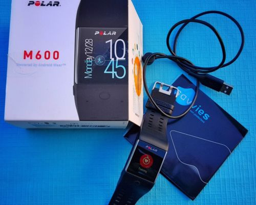 Polar M 600 Smartwatch Neuwertig OVP TOP