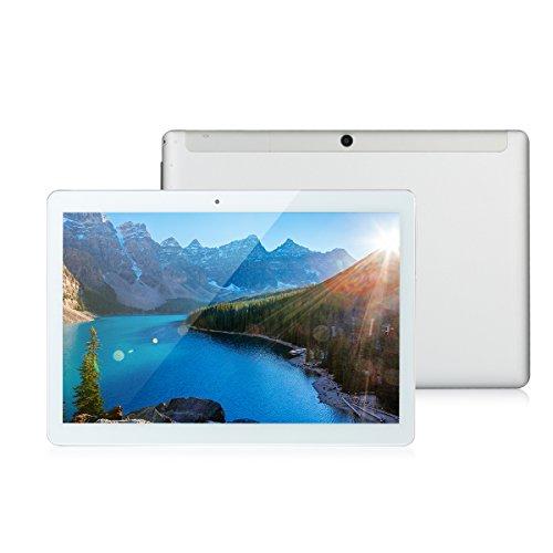 Teclast A10S - 10.1 Zoll Android 7.0 Tablet PC (MT8163 Quad Core, 1920*1200 Pixel, 2GB RAM 32GB ROM, Dual Kameras, Dual Wifi, BT 4.0, GPS)