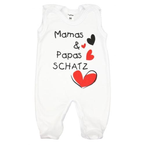 Babystrampler mit Spruch 100% Baumwolle Jungen Baby Strampler Mädchen