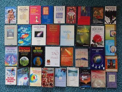 Paket 53 x Esoterik Astrologie Mystik Spiritualität Schamanismus Däniken Murphy