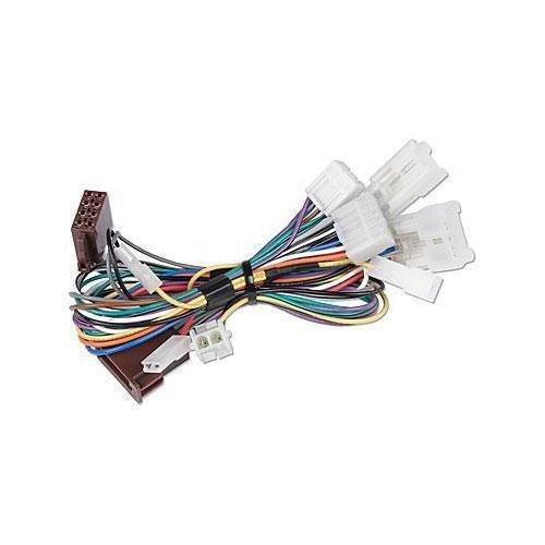 Blaupunkt Adapter Kabel f. THA PnP/i-sotec Verstärker - Daihatsu/Toyota - 7607622019001 AD-0104