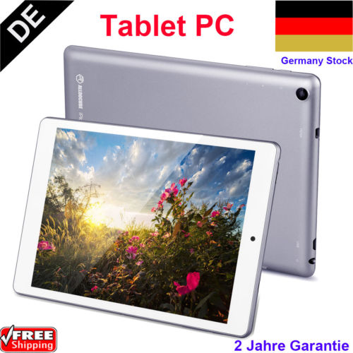 7.85 Zoll IPS Tablet PC 16GB Android Quad Core Dual Camera Wifi GPS HD Phablet