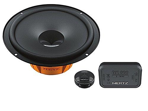 Hertz Auto Lautsprecher Kompo-System 320 Watt Skoda Yeti alle Einbauort vorne : Türen / hinten : --