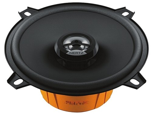 Hertz Auto Lautsprecher 160 Watt Honda Civic 01/02 - 01/06 Einbauort vorne :Türen / hinten : --