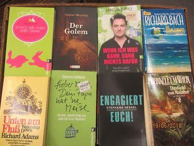 107 Bücher Taschenbücher Ullstein Verlag
