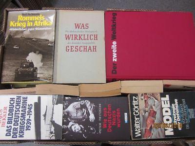 50 Bücher Bildbände Doku 2. WK 3. Reich NSDAP Nationalsozialismus Paket 1