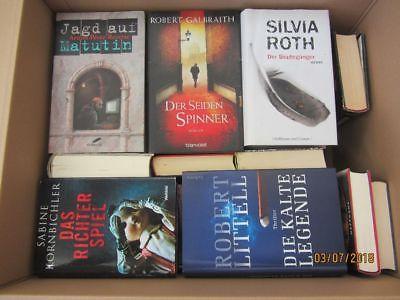 35 Bücher Romane Krimi Thriller Psychothriller  Top Titel Bestseller Paket 2