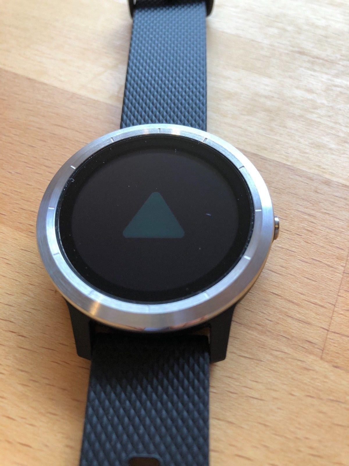 Garmin Vívoactive 3 GPS-Fitness-Smartwatch, Herzfrequenzmessung am Handgelenk