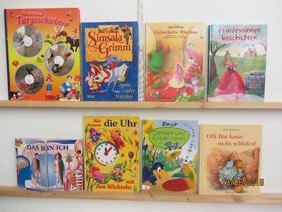 35 Bücher Kinderbücher Kleinkinderbücher Kindergartenbücher Bilderbücher