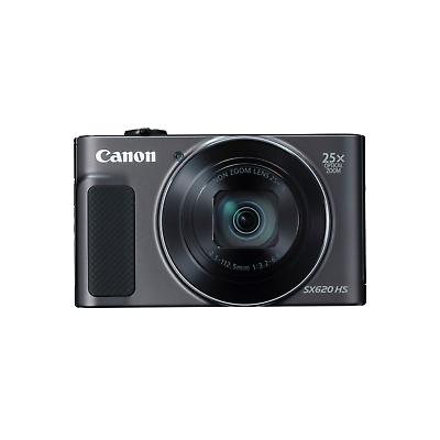 Canon PowerShot SX620 HS Digitalkamera schwarz