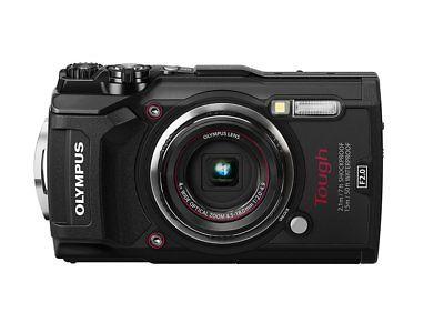 Olympus Tough TG-5 Digitalkamera Camera wasserdicht bruchsicher frostfest GPS