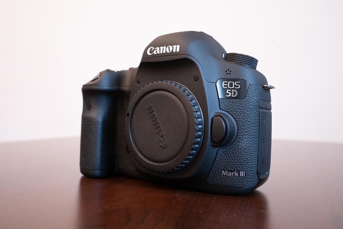 Canon EOS 5D Mark III Body - wie neu, OVP!