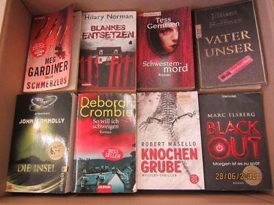 53 Bücher Romane Krimi Thriller Psychothriller  Top Titel Bestseller