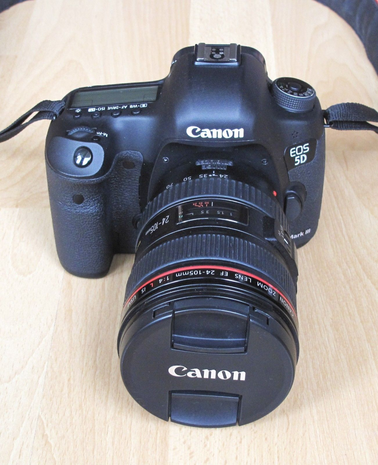 Canon EOS 5D Mark III + Canon EF 24-105mm f4.0 L IS USM Kit