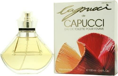 Capucci De Capucci Von Roberto Capucci Für Damen. Eau De Toilette Spray 3.4 Oz / 100 Ml