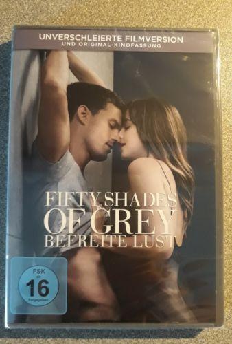 Fifty Shades of Grey 3 Befreite Lust DVD neuwertig