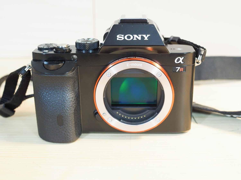 Sony Alpha 7R Mirrorless Digitalkamera Nur Gehäuse