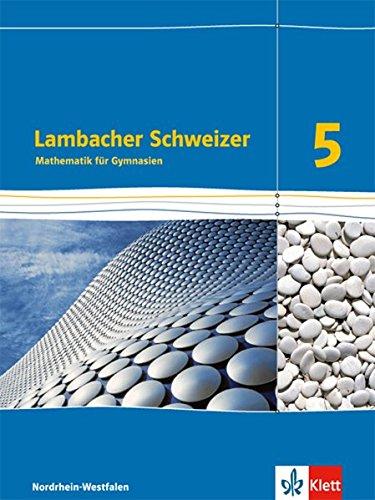 Lambacher Schweizer 5: Arbeitsheft plus Lösungsheft 5. Schuljahr (Lambacher Schweizer. Ausgabe für Nordrhein-Westfalen ab 2016)
