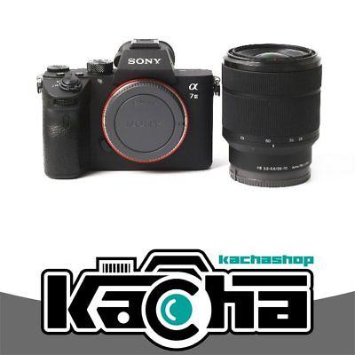 NEU Sony Alpha a7 III Mirrorless Digital Camera with 28-70mm Lens