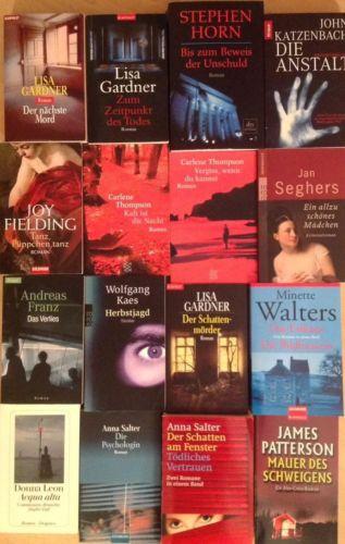 Riesiges Krimi- und Thrillerpaket für den Lesesommer! 32 Bestseller im Paket!
