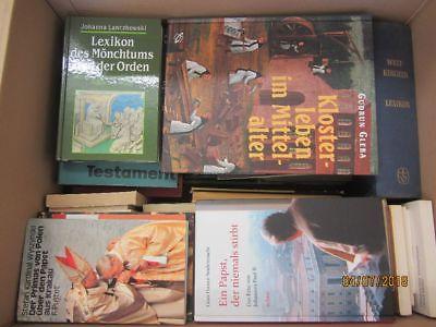 68 Bücher Theologie Religion Kirchengeschichte christliche Bücher