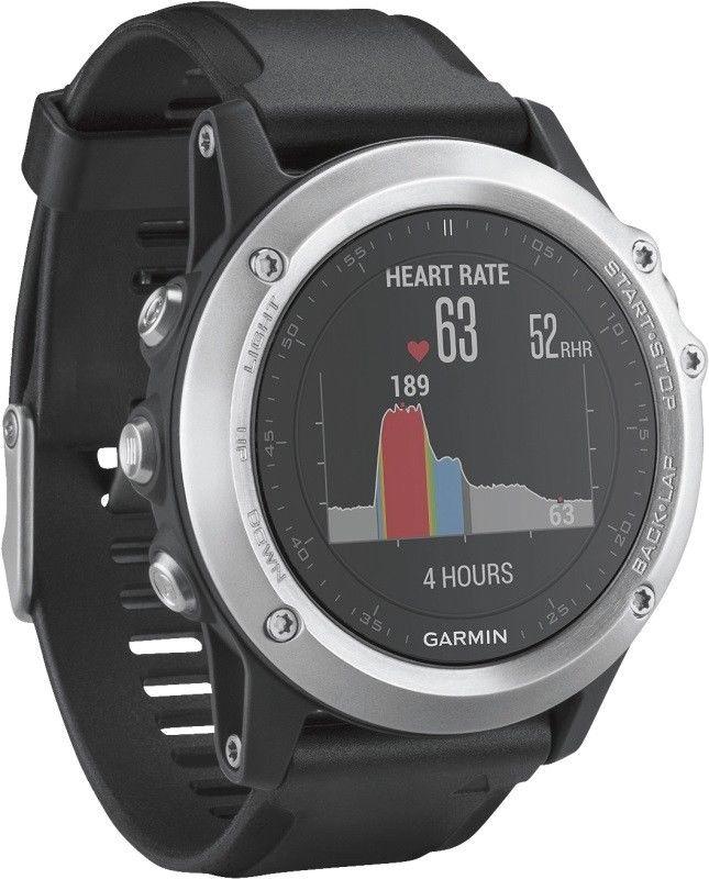Garmin fenix 3 HR, Fitness-Armband, Smartwatch, NEU OVP