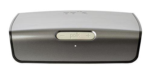 Polk Audio OMNI P1 Wireless Music Adapter (DTS Play-Fi Multiroom Technologie) Grau