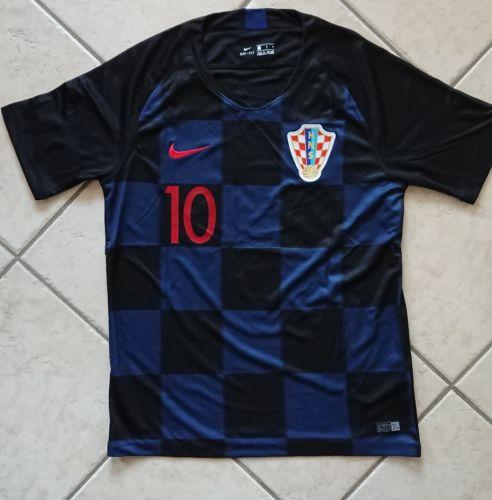 Nike Trikot Kroatien 2018 auswärts Modri? Gr. L