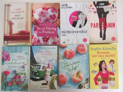 66 Bücher Romane Top Titel Bestseller Paket 1