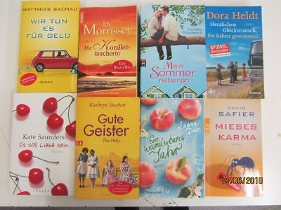 65 Bücher Romane Top Titel Bestseller Paket 1