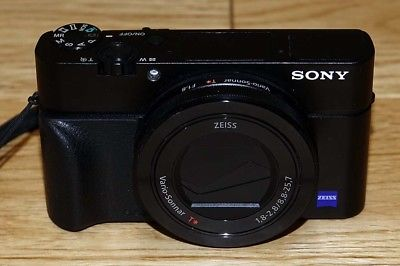 Sony Cybershot DSC-RX100M3 III, 20,1 MP, mit Extras, OVP