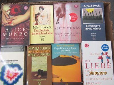 105 Bücher Taschenbücher Fischer Verlag
