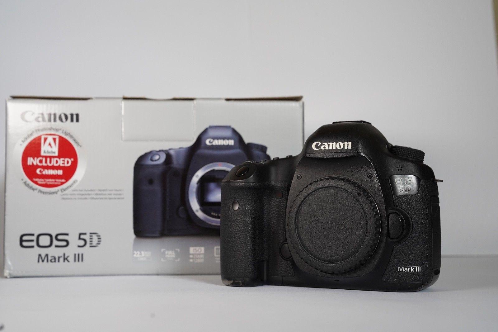Canon EOS 5D Mark III Digitalkamera - Body