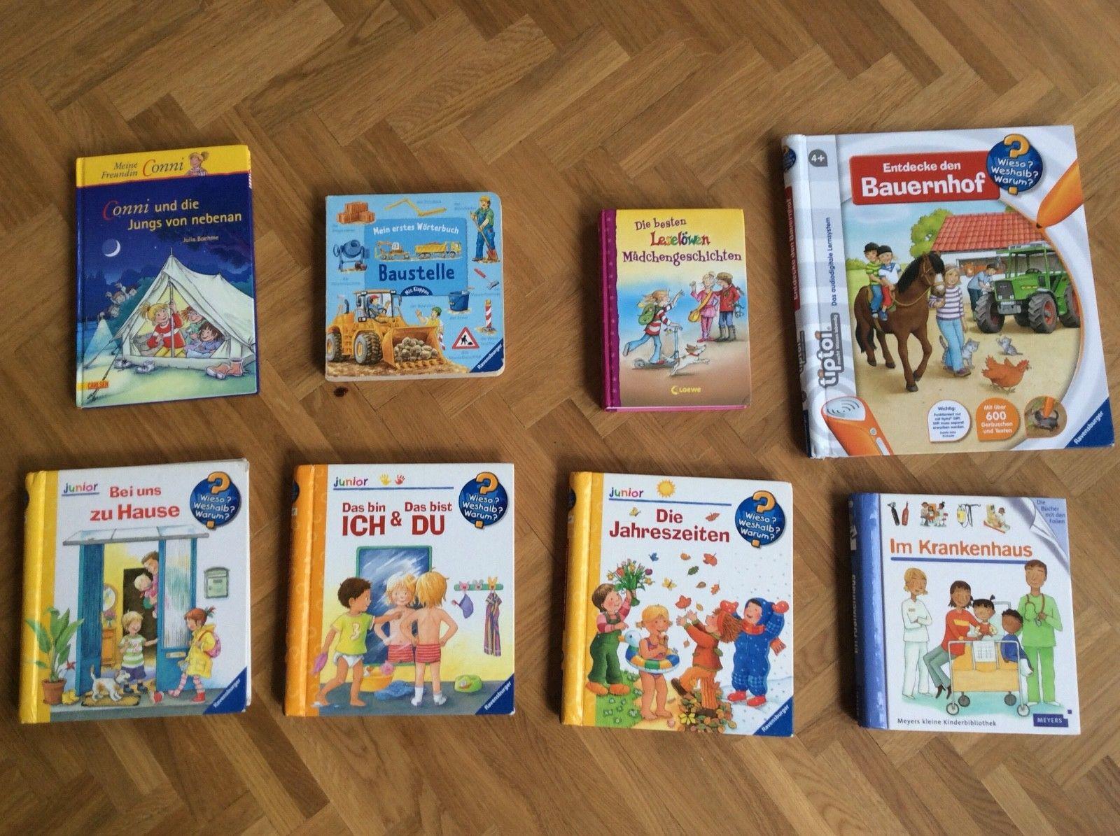 kinderbücher Paket wieso weshalb warum ravensburger junior