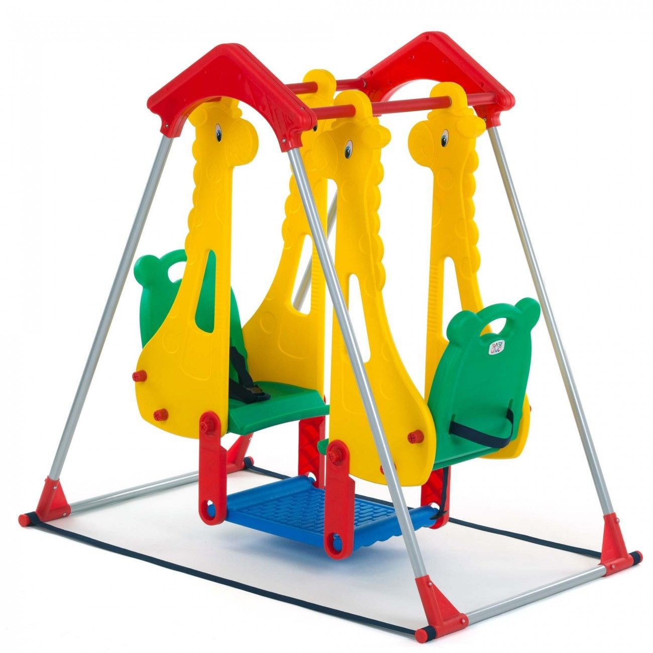 Kinderschaukel Spielplatzschaukel Gartenschaukel Doppelschaukel Schaukelgerüst