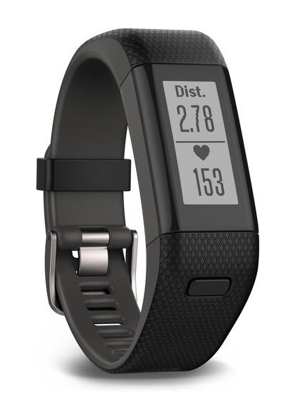 Garmin Vivosmart HR+ PLUS blau