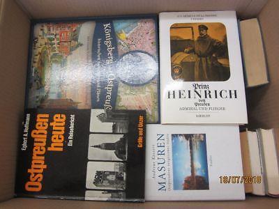 48 Bücher Preussen Ostpreussen preussische Geschichte Preußen Ostpreußen