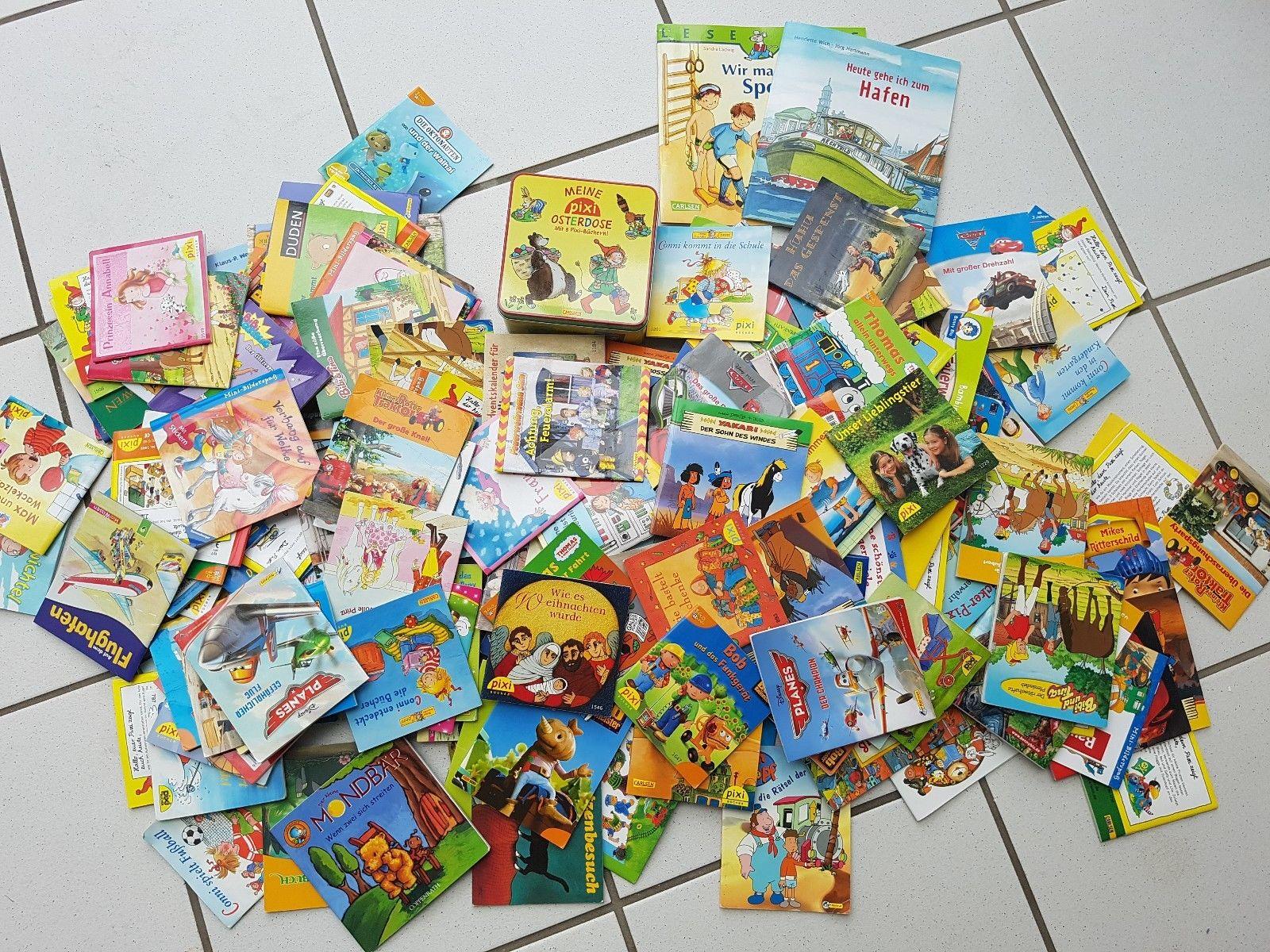 Pixibücher ca 200 Stück