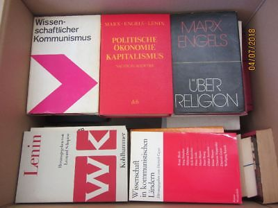 51 Bücher Kommunismus Marxismus Leninismus Sozialismus Lenin Marx