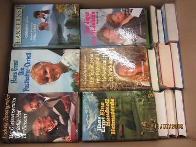 54 Bücher Romane Heimatromane Bergromane Hans Ernst Rosemarie Forstmaier u.a.