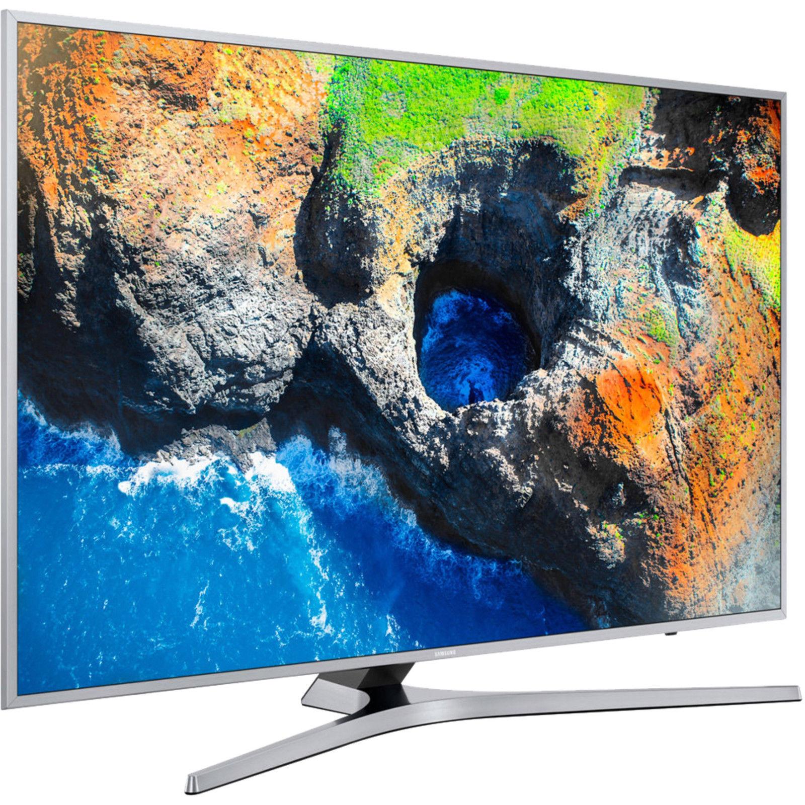 Samsung UE-55MU6400 55 Zoll UHD LED Smart TV Triple Tuner PQI 1500 PurColor
