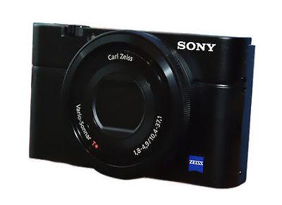 Sony Cyber-shot DSC-RX100 III Premium Kompaktkamera - Schwarz RX100 M3 ovp