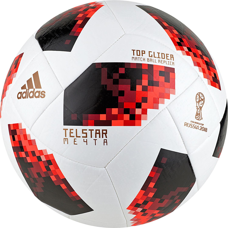 adidas Fifa Fußball WM 2018 Knockout Top Glider Match Ball Replica - CW4684