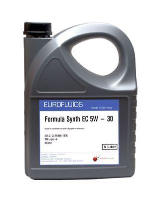Motoröl 5W-30 VW 50400 50700 Longlife III BMW LL-04 MB 229.51 Öl | 5 Liter