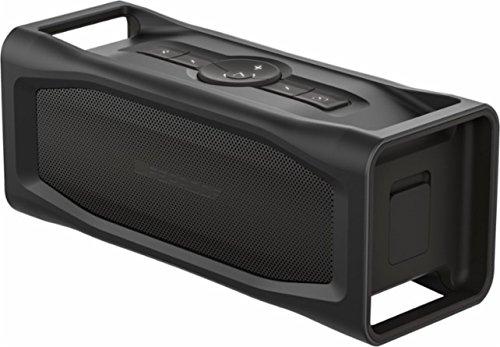 LifeProof Aquaphonics AQ11 Bluetooth Lautsprecher (wasserdichter, sturzsicherer) schwarz