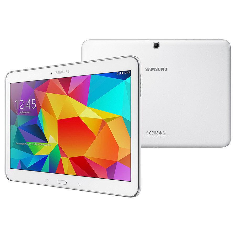 Samsung Galaxy Tab 4 16GB 10 Zoll Android Tablet 4G LTE + WLAN Sim Frei SM-T535